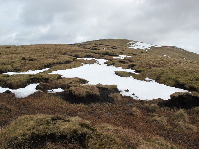 Tyrone: Peat Hags, Heather and Snow