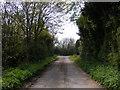 TM2767 : Severalls Lane, Maypole Green by Geographer