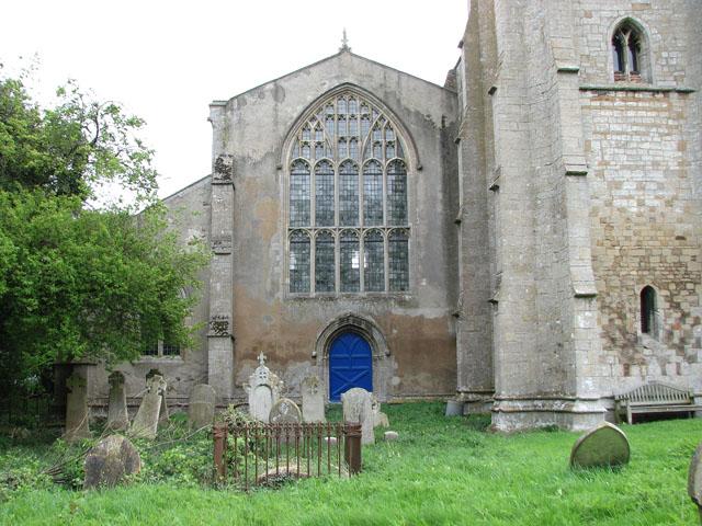St John's church, Terrington St John - north chapel