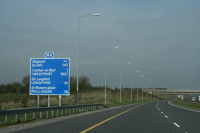 Kinnegad, County Westmeath