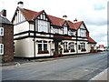 NZ4927 : The Smiths Arms in Greatham by Philip Barker