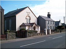 SH3939 : Capel Salem chapel, Madog Street, Y Ffôr by Eric Jones