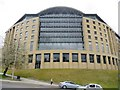 NZ2563 : Hilton Hotel, Gateshead from Bridge Street by Andrew Curtis