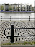 NZ2462 : 'Open plan' apartments on the Gateshead shore by Andrew Curtis