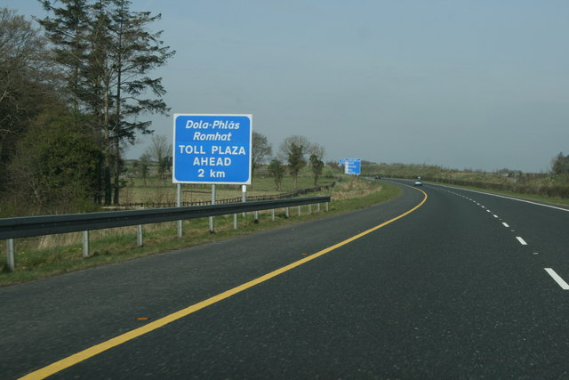 The M4 heading west (7)