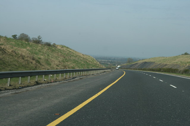 The M4 heading west (9)