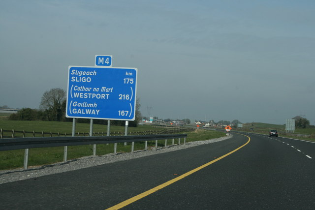 The M4 heading west (15)