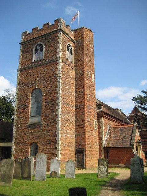 Chalfont St Peter Parish Church 169 Nigel Cox Cc By Sa 2 0