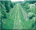 SU4757 : Former Railway Line, Old Burghclere by David Hillas
