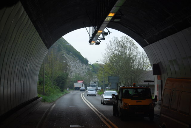 Exit to the Cuilfail Tunnel