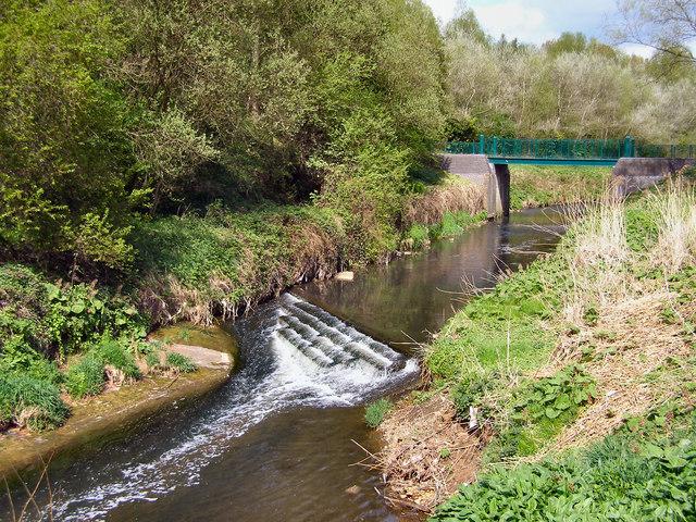 River Medlock, Clayton Vale