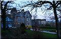 SD4178 : Cumbria Grand Hotel, Grange over Sands by Brian Clift