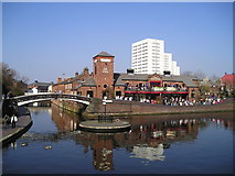 SP0586 : The Malthouse Pub, Birmingham by canalandriversidepubs co uk