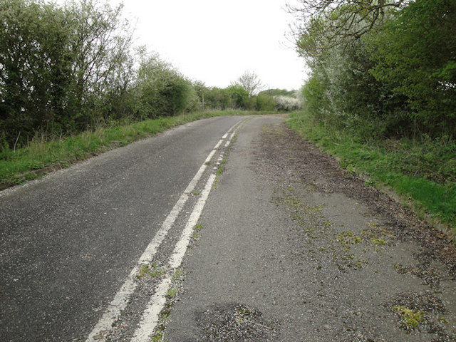 Old A47 - Wardley Hill