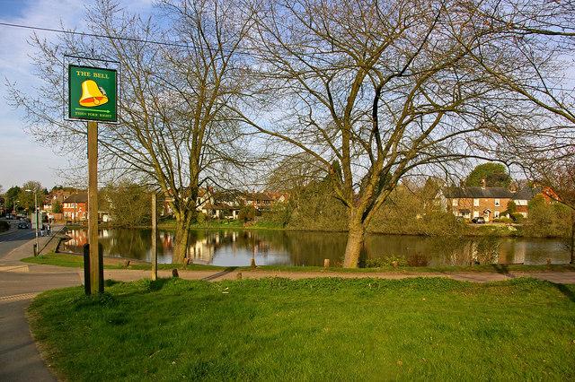 Mere Pond