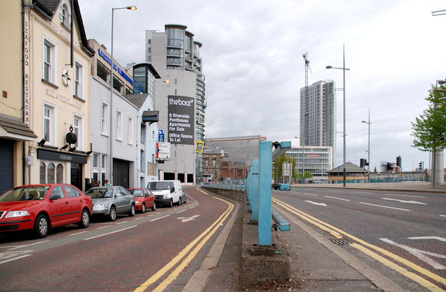 Donegall Quay, Belfast (3)