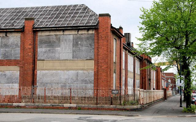 Former Rupert Stanley College, Belfast
