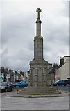 NX4355 : Market cross - Wigtown centre by Anthony O'Neil