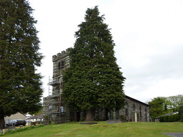 The former Chapel of St Anne, Ambleside