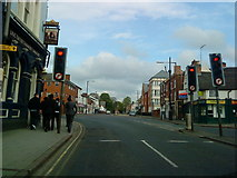 SK3436 : Junction of Friargate and Ashbourne Road, Derby by Andrew Abbott