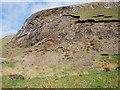 NM7815 : Disused quarry by Patrick Mackie