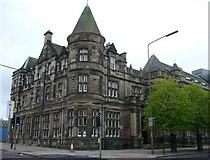 NT2674 : Macdonald Road Library, Leith Walk by kim traynor