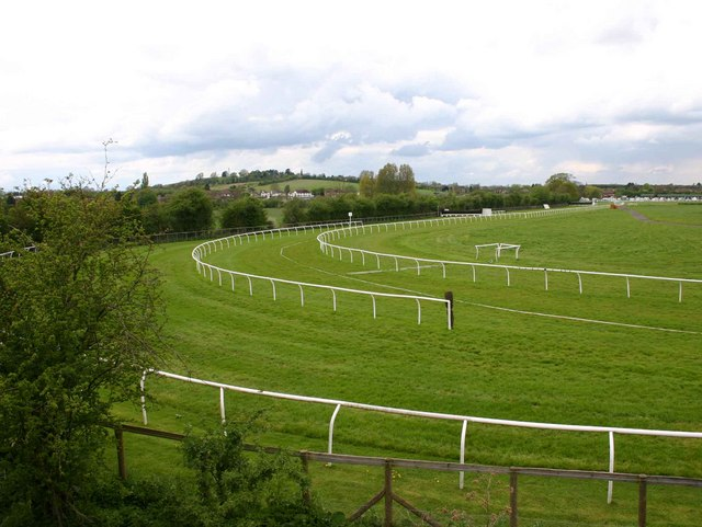 Stratford Racecourse from the Greenway