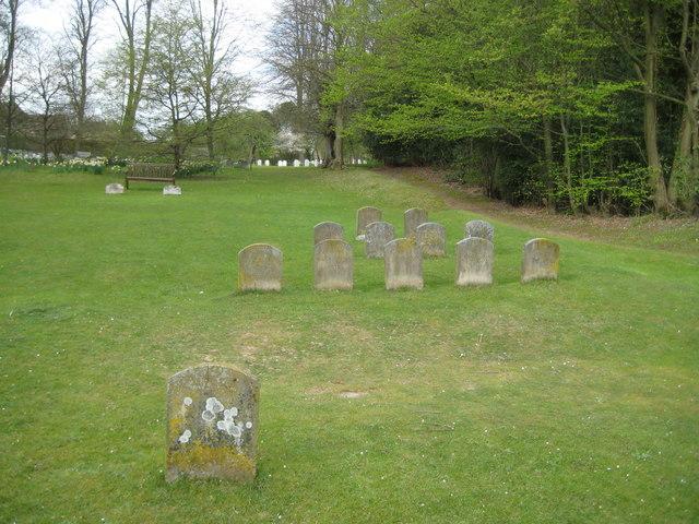 Jordans: The grave of William Penn