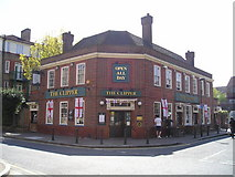 TQ3680 : The Clipper Pub, Rotherhithe by canalandriversidepubs co uk