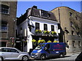 TQ3579 : The Mayflower Pub, Rotherhithe by canalandriversidepubs co uk