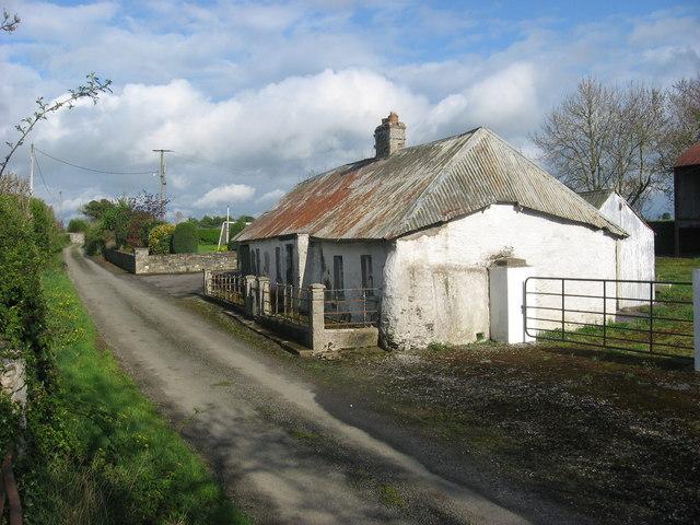 Cottage at Micknanstown, Ardcath