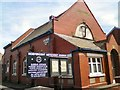 SD3134 : Blackpool Independent Methodist Church by Gerald England