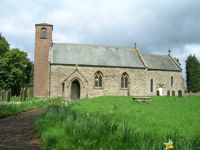 St Mary's Church, Skirpenbeck