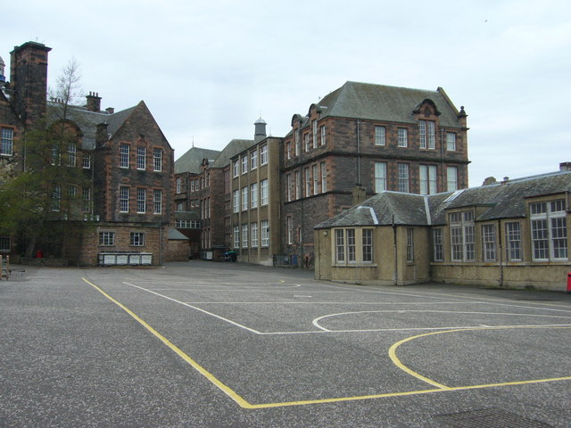 Old Broughton School, Macdonald Road by kim traynor