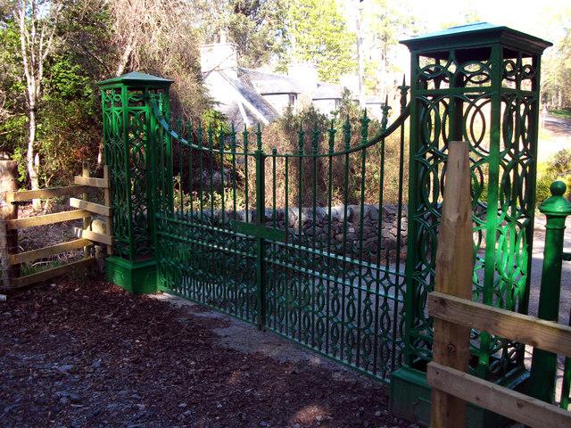 The Green Gates
