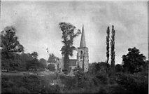 SK3442 : St Alkmunds Church from the north by William Bland