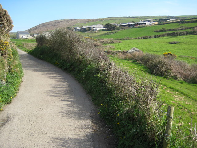 Road to Zennor