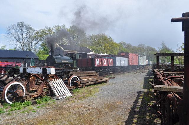 Mid Suffolk Light Railway Museum