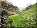 SD9872 : Footpath along Dowber Gill Beck by Philip Barker