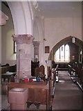 NY7209 : St Andrew's Church interior by Gordon Hatton