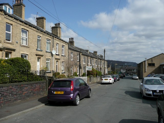 Newcombe Street, Elland