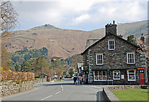 NY3307 : Broadgate, Grasmere by Brian Clift