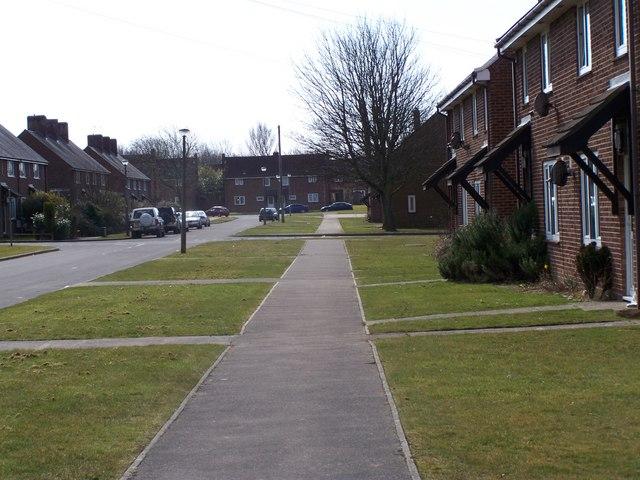 Kingfisher Square, Saint Athan, Vale of Glamorgan