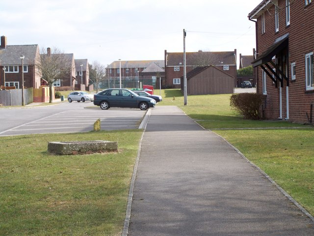 Kingfisher Square, West Camp, Saint Athan, Vale of Glamorgan