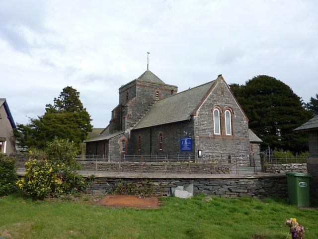 The Parish Church of St Luke's, Torver