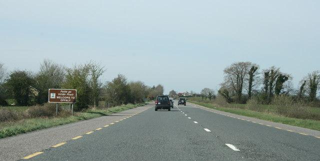 Near Roscrea. County Tipperary