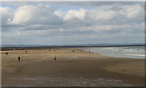 NO5017 : West Sands, St Andrews by edward mcmaihin