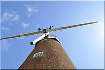 TM1678 : Billingford Mill by Ashley Dace