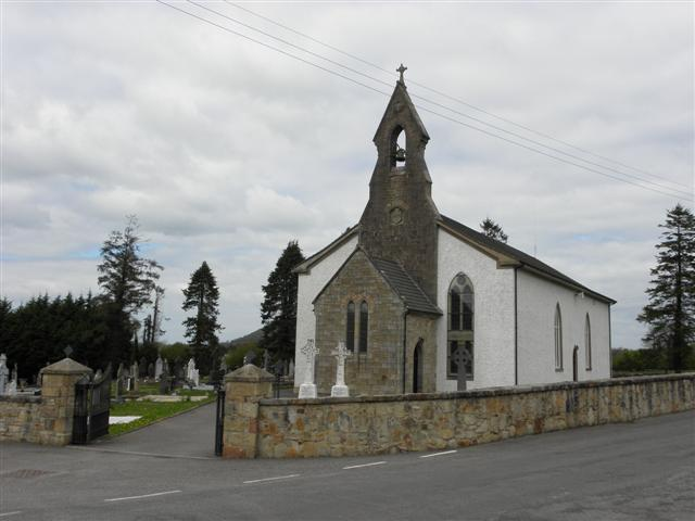 St Ninnidh's RC Church, Derrylin