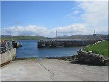 L6058 : Cleggan: the main slipway by Keith Salvesen